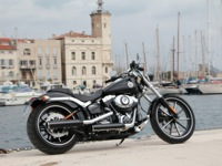 Photo 13 Essai Harley-Davidson Breakout 2013