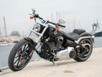 Photo 28 Essai Harley-Davidson Breakout 2013