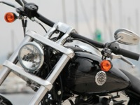 Photo 29 Essai Harley-Davidson Breakout 2013
