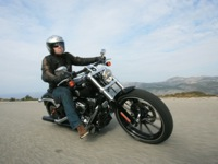 Photo 32 Essai Harley-Davidson Breakout 2013