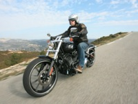 Photo 33 Essai Harley-Davidson Breakout 2013