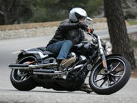 Photo 34 Essai Harley-Davidson Breakout 2013