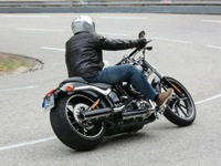 Photo 35 Essai Harley-Davidson Breakout 2013