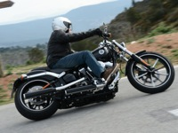 Photo 36 Essai Harley-Davidson Breakout 2013
