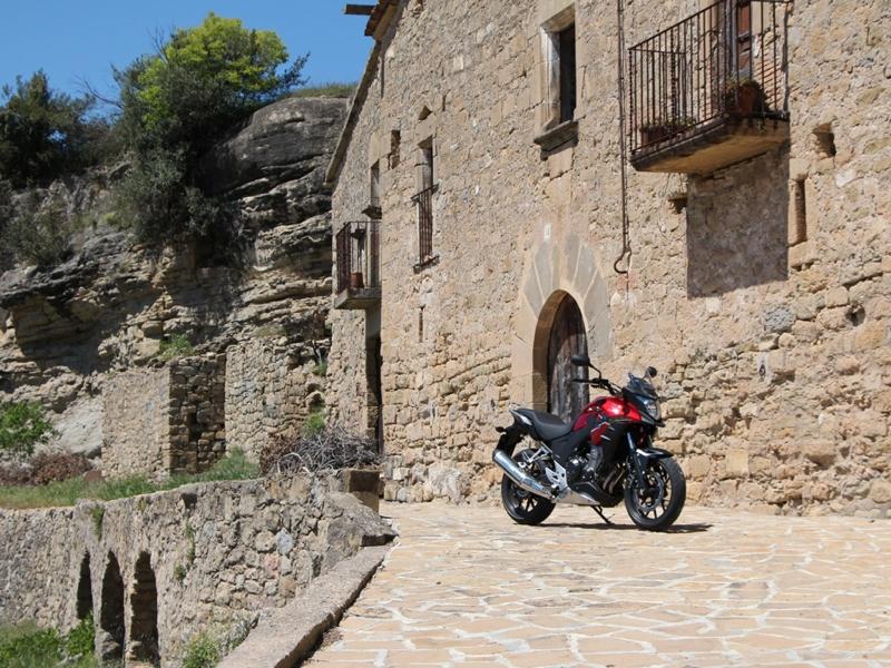 Essai Honda CB500X 2013 par Jean-Michel Lainé