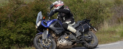 Yamaha XTZ Super Ténéré 1200 World Crosser 2013