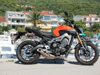 Photo 7 Essai Yamaha MT-09 2014