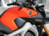 Photo 12 Essai Yamaha MT-09 2014