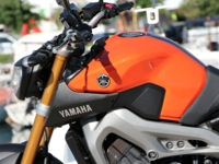 Photo 23 Essai Yamaha MT-09 2014