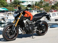 Photo 26 Essai Yamaha MT-09 2014
