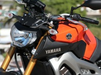 Photo 27 Essai Yamaha MT-09 2014