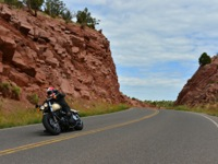 Photo 1 Essai Harley-Davidson Fat Bob 2014