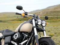 Photo 4 Essai Harley-Davidson Fat Bob 2014