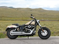 Photo 6 Essai Harley-Davidson Fat Bob 2014