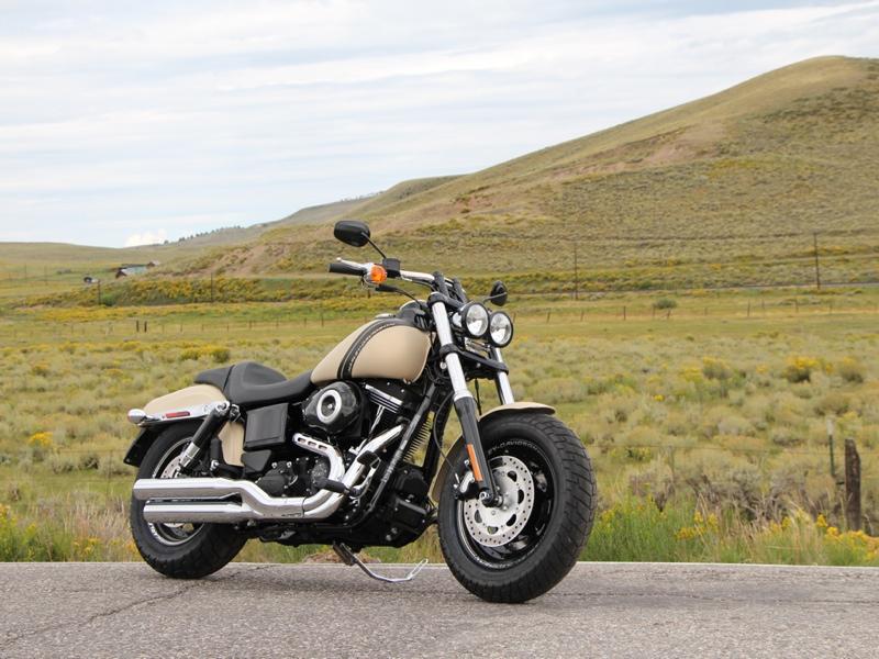 Essai Harley-Davidson Fat Bob 2014 par Jean-Michel Lainé