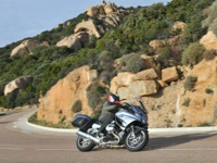 Photo 1 Essai BMW R 1200 RT 2014