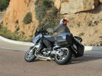 Photo 3 Essai BMW R 1200 RT 2014