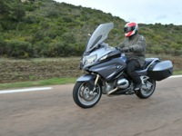 Photo 5 Essai BMW R 1200 RT 2014