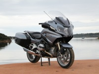 Photo 6 Essai BMW R 1200 RT 2014