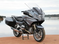 Photo 9 Essai BMW R 1200 RT 2014