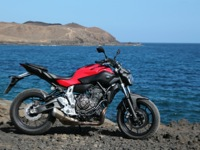 Photo 13 Essai Yamaha MT-07 2014