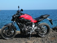 Photo 24 Essai Yamaha MT-07 2014