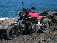 Photo 32 Essai Yamaha MT-07 2014