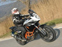 Photo 2 Essai KTM Adventure 1190 R MSC 2014