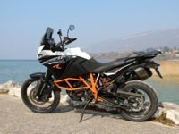 Photo 5 Essai KTM Adventure 1190 R MSC 2014