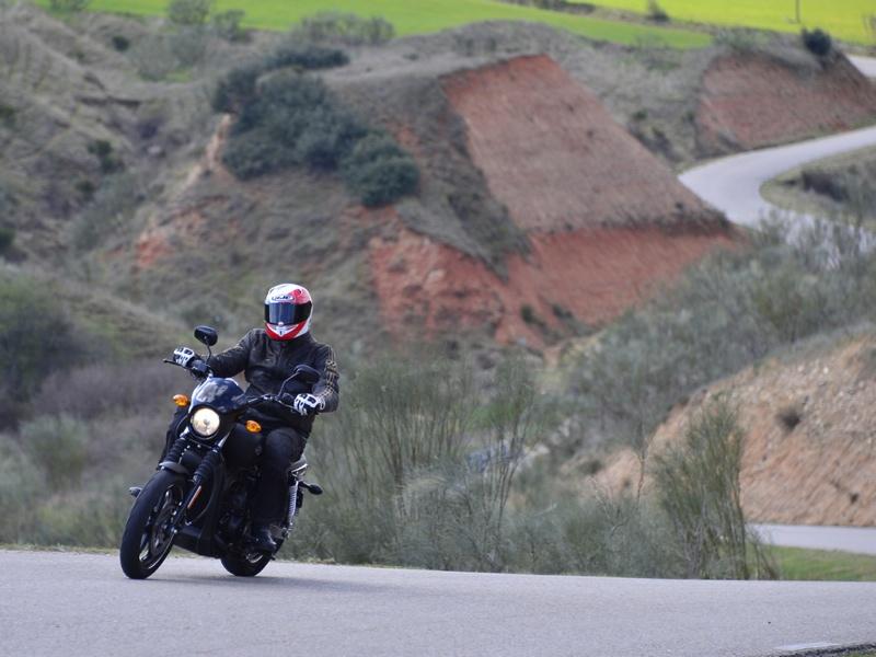 Essai Harley-Davidson Street 750 2014 par Jean-Michel Lainé
