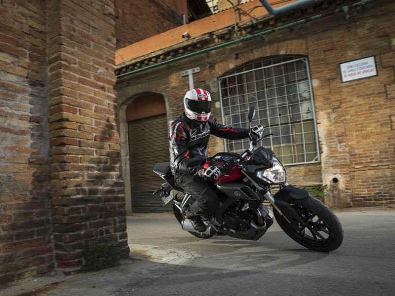 Essai Yamaha MT-125 modèle 2014 par Jean-Michel Lainé