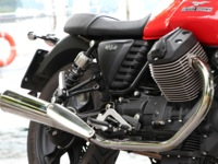 Photo 5 Essai Moto-Guzzi V7 Stone 2014