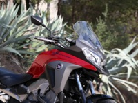 Photo 8 Essai Honda Crossrunner 800 2015
