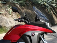 Photo 16 Essai Honda Crossrunner 800 2015