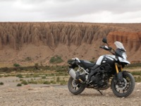 Photo 2 Essai Suzuki V-Strom 1000 2014