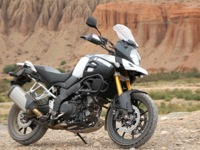 Photo 3 Essai Suzuki V-Strom 1000 2014