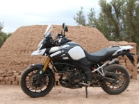 Photo 21 Essai Suzuki V-Strom 1000 2014
