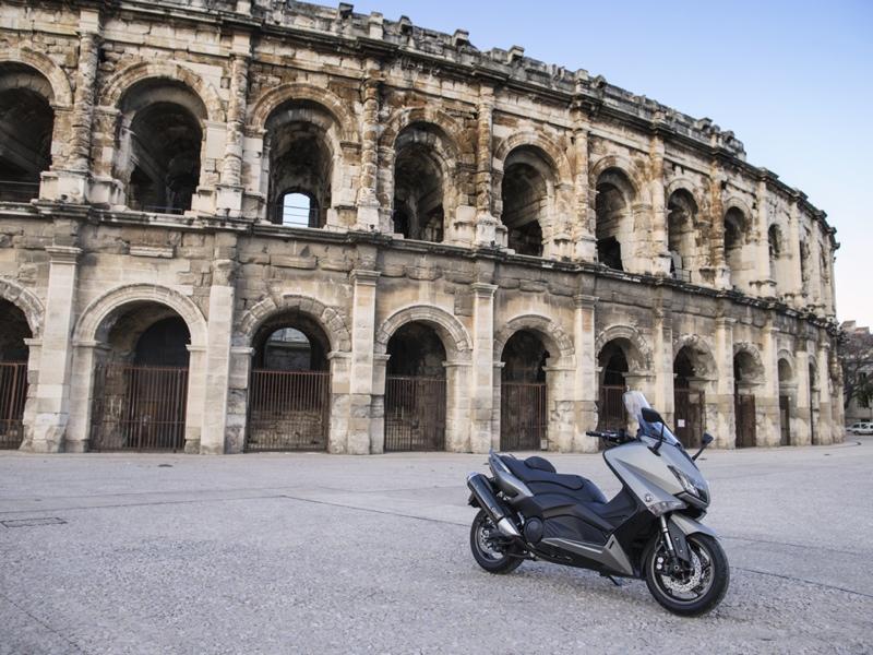 Essai Yamaha T-Max 530 2015 par Jean-Michel Lainé