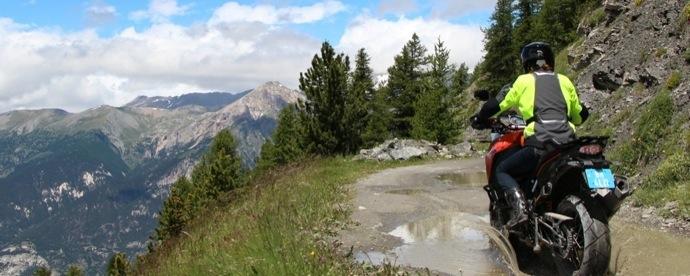 Route militaire des Alpes 1/3 : Col de l'Assietta par Jean-Michel Lainé