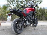 Photo 15 Essai Yamaha MT-09 Tracer 2015