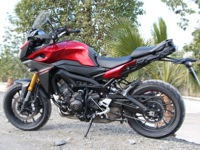 Photo 18 Essai Yamaha MT-09 Tracer 2015