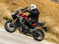 Photo 21 Essai Yamaha MT-09 Tracer 2015