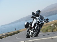 Photo 1 Essai Ducati Multistrada 1200 S DVT 2015