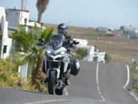 Photo 2 Essai Ducati Multistrada 1200 S DVT 2015