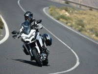 Photo 3 Essai Ducati Multistrada 1200 S DVT 2015