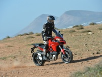 Photo 4 Essai Ducati Multistrada 1200 S DVT 2015