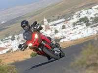 Photo 5 Essai Ducati Multistrada 1200 S DVT 2015
