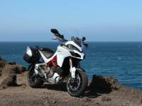 Photo 7 Essai Ducati Multistrada 1200 S DVT 2015