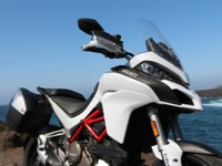 Photo 12 Essai Ducati Multistrada 1200 S DVT 2015
