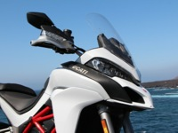 Photo 13 Essai Ducati Multistrada 1200 S DVT 2015